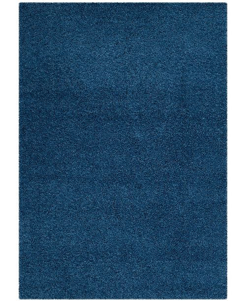 "Safavieh Laguna Blue 5'3"" x 7'6"" Area Rug"