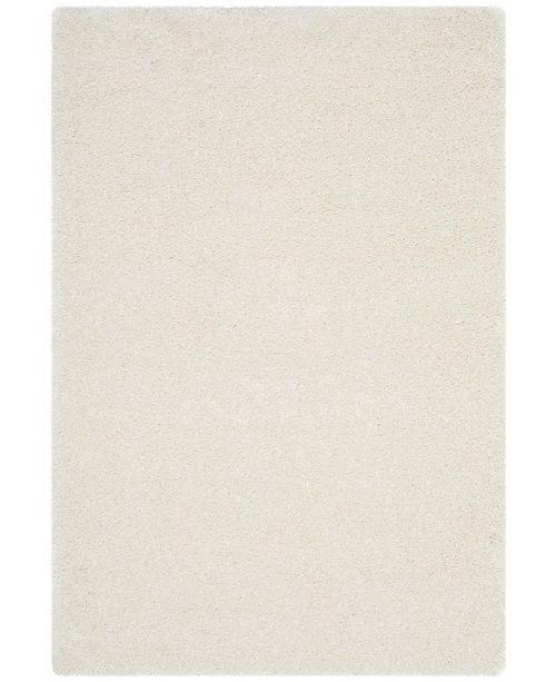 Safavieh Charlotte White 4' x 6' Area Rug