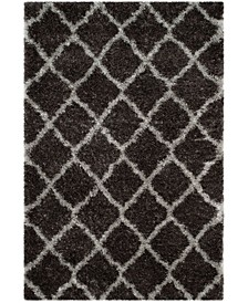 Indie Dark Gray and Gray 4' x 6' Area Rug