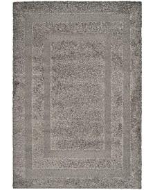 Safavieh Shag Gray 6' x 9' Area Rug