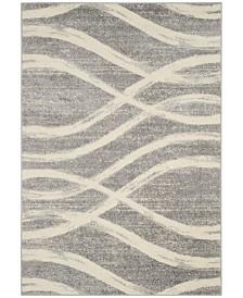 Safavieh Adirondack Gray and Cream 6' x 9' Area Rug