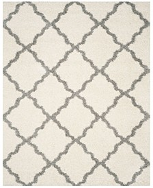 Dallas Ivory and Gray 11' x 15' Area Rug