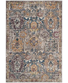 Safavieh Bristol Gray and Blue Area Rug Collection