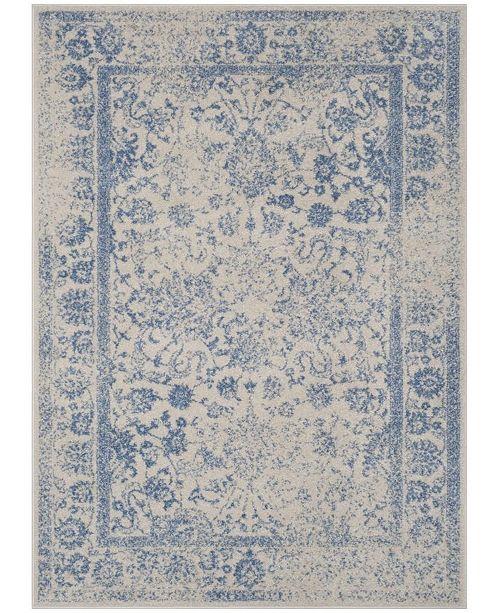 Safavieh Adirondack Ivory and Light Blue 8' x 10' Area Rug