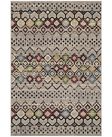 Safavieh Amsterdam 108 Light Gray and Multi Area Rug Collection