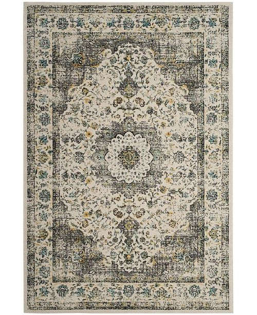 Safavieh Evoke Gray and Gold 12' x 18' Area Rug