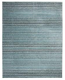 Skyler Blue and Gray 8' x 10' Area Rug