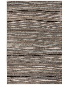 Safavieh Amsterdam Silver and Beige 4' x 6' Area Rug