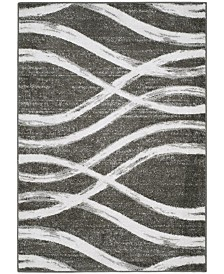 Safavieh Adirondack Charcoal and Ivory 10' x 14' Area Rug