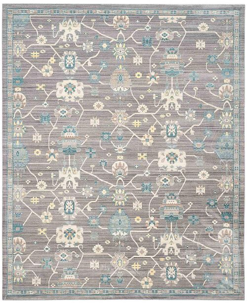Safavieh Valencia Mauve and Mauve 8' x 10' Area Rug