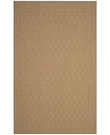 Palm Beach Maize 8' x 11' Sisal Weave Area Rug