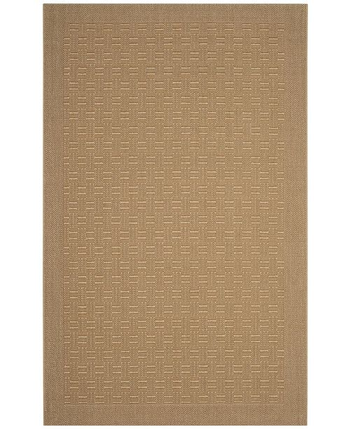 Safavieh Palm Beach Maize 8' x 11' Sisal Weave Area Rug