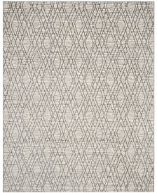 Safavieh Tunisia Ivory and Light Gray 9' x 12' Area Rug