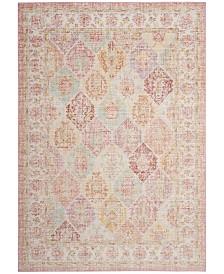 Safavieh Windsor Pink and Multi 5' x 7' Area Rug