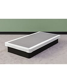 "Payton Fully Assembled Long Lasting 4"" Box Spring for Mattress, Twin"