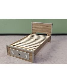 Payton Wooden Bed Slats/Bunkie Board Frame, Twin