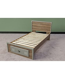 PAYTON, Heavy Duty Wooden Bed Slats/Bunkie Board, Twin