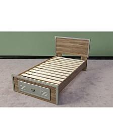 PAYTON, Heavy Duty Wooden Bed Slats/Bunkie Board, Twin