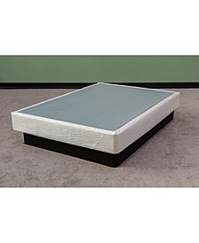 "5"" Assembled Wood Box Spring/Foundation for Mattress, Full"