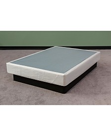 "Payton 5"" Assembled Wood Box Spring/Foundation for Mattress, Full"