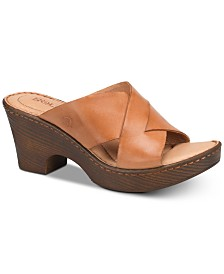 Born Coney Slide Sandals