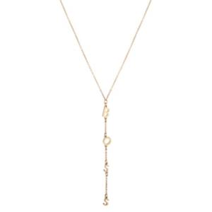 """Image of Adornia """"Boss"""" Y-necklace"""