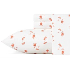 Tommy Bahama Waikiki Beach Queen Sheet Set