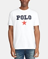 d755252fa49 Polo Ralph Lauren Men s Classic Fit Graphic Americana T-Shirt
