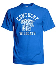 Men's Big & Tall Kentucky Wildcats Arch & Vintage Logo T-Shirt