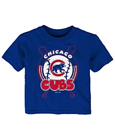 Outerstuff Chicago Cubs Fun Park T-Shirt, Toddler Boys (2T-4T)