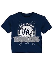 Outerstuff New York Yankees Fun Park T-Shirt, Toddler Boys (2T-4T)