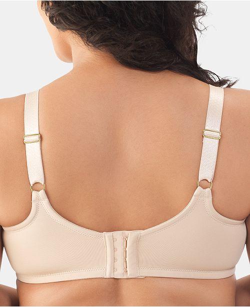d855eafaad Vanity Fair Full Figure Beauty Back reg  Smoothing Minimizer Bra 76080 ...