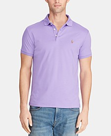 Men's Classic Fit Interlock Polo