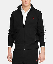 Men's Big & Tall  Interlock Track Jacket