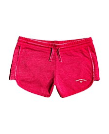 Girls New Adventures Sweat Shorts