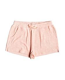 Roxy Girls Salty Shell Beach Shorts