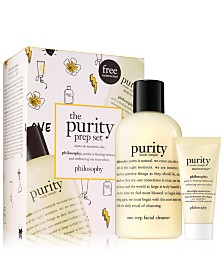 philosophy 2-Pc. The Purity Prep Set