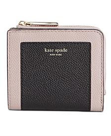 Margaux Pebble Leather Bifold Wallet