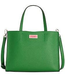 kate spade new york Sam Satchel