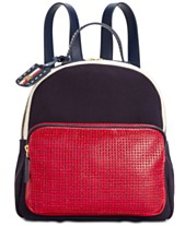 Tommy Hilfiger Julia Canvas Mix Backpack 56d1e078f639e