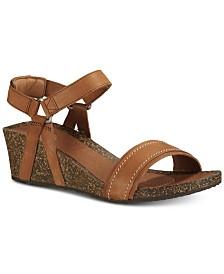 Teva Women's Ysidro Stitch Wedge Sandals