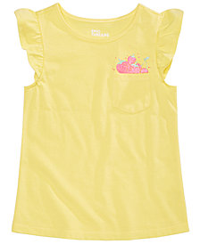 Epic Threads Toddler Girls Graphic Pocket T-Shirt, Created for Macy's