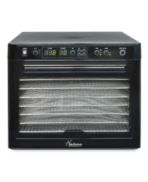 Tribest Sedona Classic Dehydrator with 9 Stainless Steel Trays