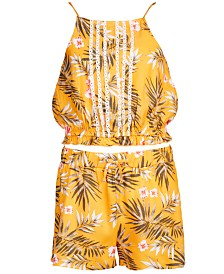 Epic Threads Big Girls 2-Pc. Printed Tank Top & Shorts Set, Created for Macy's