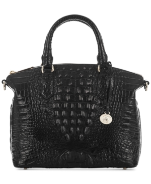 Duxbury Leather Satchel