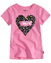 be04e0d5f Levi's® Baby Girls Ice Cream Logo Graphic T-Shirt