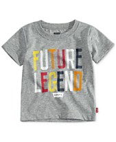 564a4576ab27a Levi s® Baby Boys Logo Graphic Cotton T-Shirt