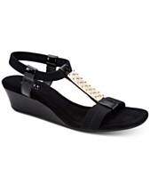 f5ecab20201 Alfani Women s Step  N Flex Viennaa Wedge Sandals