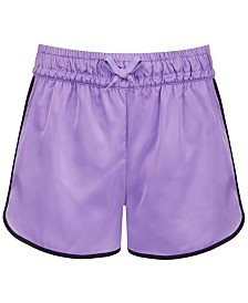 Ideology Big Girls Colorblocked Shorts, Created for Macy's