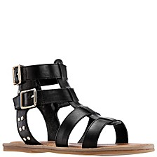 Little & Big Girl's Brunilda Gladiator Sandal